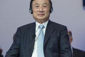 Người sáng lập Huawei: 'Mỹ không thể đè bẹp chúng tôi'