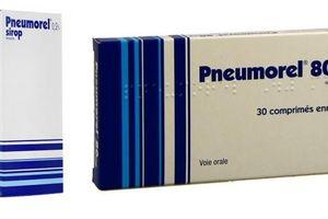 Lý do Cục Quản lý Dược thu hồi thuốc ho Pneumorel?