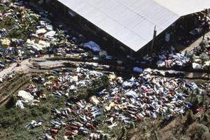 Động trời vụ 1.000 người tự sát tập thể chấn động TK 20