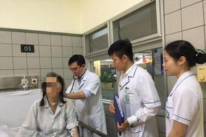 Chủ quan đau vai gáy, bệnh nhân ở Hưng Yên suýt mất mạng