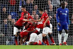 'Phục thù' Chelsea với tỉ số 2-0, M.U giành vé vào tứ kết FA Cup