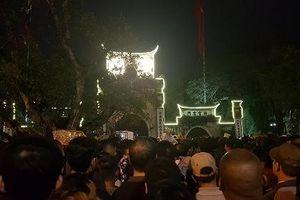 Lễ khai ấn Đền Trần - Nam Định Xuân Kỷ Hợi 2019 diễn ra trong an ninh và trật tự