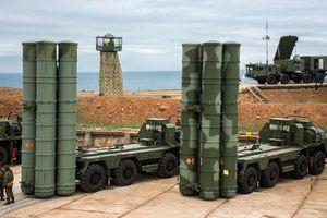 Bão phá hủy lô tên lửa S-400 từ Nga sang Trung Quốc