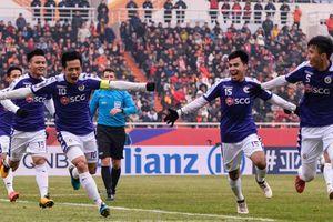 AFC Champions League: Văn Quyết lập siêu phẩm, Hà Nội vỡ trận trong tiếc nuối