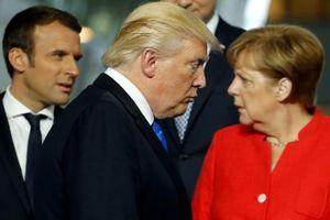 Thủ tướng Merkel lo lắng vì Mỹ không hài lòng về Dòng chảy phương Bắc 2?