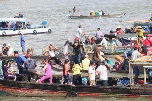 Tưng bừng Lễ hội Tống Phong tại Cần Thơ