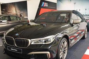 BMW 760Li giá 13 tỷ vừa ra mắt thị trường Việt mang ứng dụng nổi trội gì?