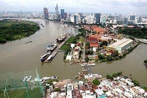 TPHCM đề xuất chuyển cầu tàu Ba Son thành bến du thuyền