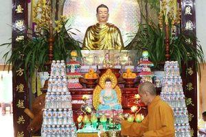Thượng tọa Thích Hạnh Thể: Việc dâng sao giải hạn không có trong đạo Phật