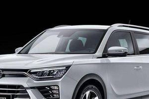 SsangYong Korando 2019 - 'Gia vị' khác lạ bên cạnh CX-5, CR-V