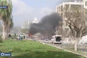 Đánh bom tự sát kép ở thành phố Idlib, hơn 15 người dân thiệt mạng