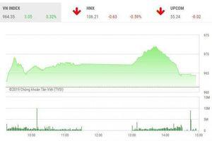 Chứng khoán ngày 19/2: Cổ phiếu ngân hàng gây sức ép lên VN-Index