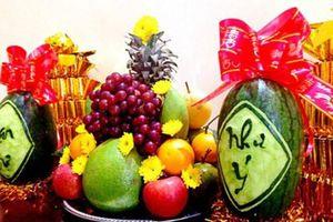 Cách chọn mua hoa quả tươi ngon: Chị em đảm đang nhất định phải biết