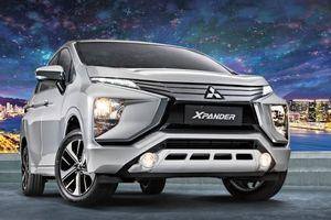 Mitsubishi Xpander là mẫu MPV đa dụng bán chạy nhất tại Philippines