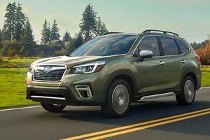 Subaru triệu hồi 3 dòng xe tại thị trường Việt Nam