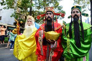 Chợ Lớn ngày vui hội Nguyên Tiêu