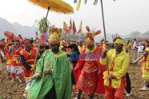 Lạng Sơn: Ngày Rằm tháng Giêng cùng lúc diễn ra 3 lễ hội độc đáo