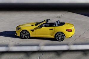 Mercedes gửi tới thế giới SLC Final Edition - đánh dấu sự kết thúc của một kỷ nguyên ?
