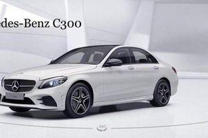 Mercedes-Benz C-Class 2019 dự kiến có giá từ 1,499 tỷ VNĐ tại Việt Nam