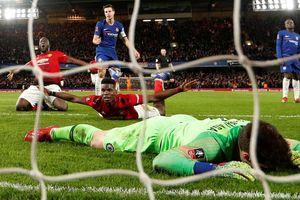 Pogba vừa ghi bàn vừa kiến tạo, MU thắng nhàn Chelsea ở vòng 5 FA Cup