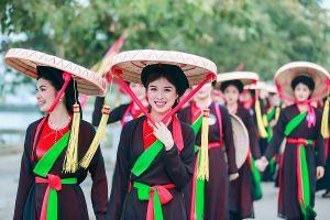 Chung kết Người đẹp Kinh Bắc 2019: Đậm màu sắc quan họ
