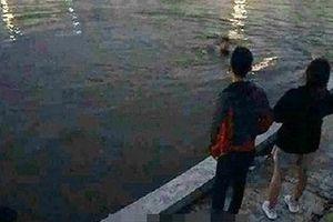 Khẩn trương làm rõ vụ đôi nam nữ rơi xuống hồ khiến một người tử vong