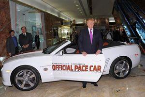 Bộ sưu tập xế 'khủng' của Donald Trump