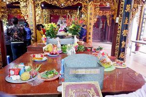 Lễ hội Bia Bà phát huy giá trị văn hóa di tích, đảm bảo tôn nghiêm nơi tâm linh