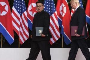 Trump lên tiếng về Triều Tiên trước thềm thượng đỉnh ở Việt Nam