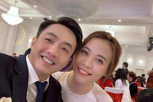 Cuộc sống hạnh phúc của Cường đô la và Đàm Thu Trang sau lễ ăn hỏi