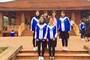 Nữ sinh dân tộc Tày với thành tích học tập ấn tượng