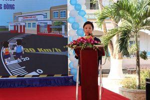 Khánh thành mô hình 'Trường học an toàn' tại Gia Lai