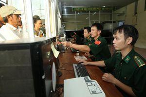 Cải cách thủ tục hành chính trong kiểm tra, kiểm soát xuất nhập cảnh ở cửa khẩu, cảng biển