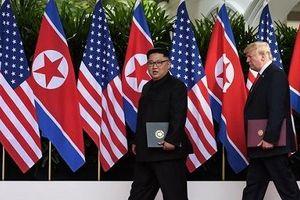Tổng thống Trump không vội vàng trong việc phi hạt nhân hóa Triều Tiên