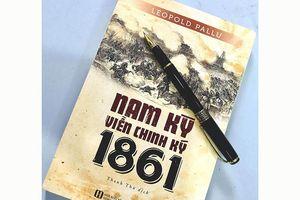 Ra mắt ký sự chiến trường Nam kỳ viễn chinh ký 1861