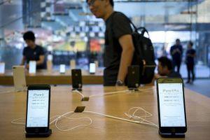 Bất chấp giảm giá, iPhone vẫn gặp khó tại Trung Quốc