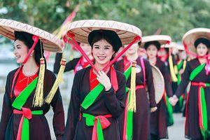 Nhìn lại những hình ảnh ấn tượng Người đẹp Kinh Bắc trước chung kết