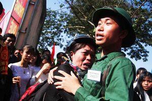 Hàng nghìn thanh niên Gia Lai lên đường nhập ngũ