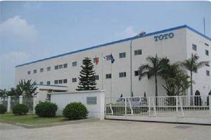 Công ty TOTO được Tổng cục Hải quan công nhận doanh nghiệp ưu tiên