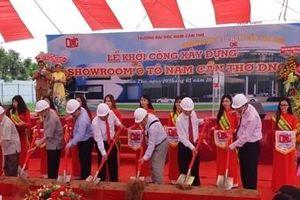Đại học Nam Cần Thơ khởi công showroom ô tô 155 tỉ đồng