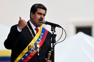 FANB khẳng định trung thành với Tổng thống Venezuela Nicolas Maduro