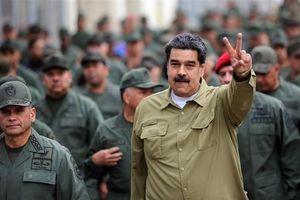 Quân đội Venezuela thề trung thành 'không giới hạn' với Tổng thống Maduro