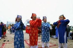 Lễ hội Cầu ngư tại TP Đà Nẵng trở thành di sản văn hóa phi vật thể