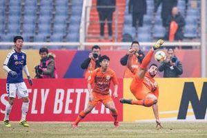 Báo nước ngoài khen ngợi sự kiên cường của CLB Hà Nội ở trận thua Shandong Luneng