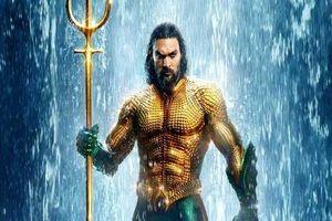 'Aquaman' đánh bại kỉ lục của đàn anh 'Batman v Superman' tại phòng vé nội địa