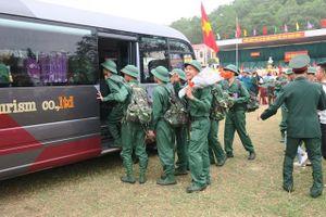 Ngày hội của tuổi trẻ lên đường bảo vệ Tổ quốc