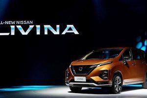 Nissan Livina 2019 trình làng giá từ 328 triệu đồng, chờ ngày về Việt Nam