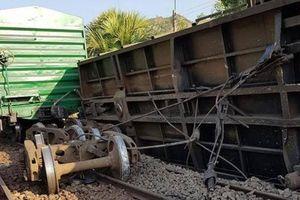 Vì sao tàu hỏa liên tiếp trật bánh?