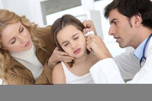 Đây chính là nguyên nhân khiến viêm tai giữa ở trẻ hay bị tái phát