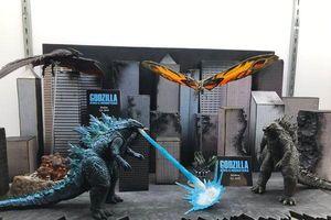 'Godzilla: Vạn quái chi vương' hé lộ tạo hình cực ngầu của dàn nhân vật chính